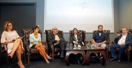 Konferencja rozpoczynająca kampanię Skrzydła Życia