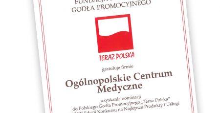 """Konkurs """"Teraz Polska"""""""